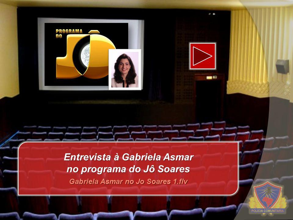 Entrevista à Gabriela Asmar no programa do Jô Soares Gabriela Asmar no Jo Soares 1.flv
