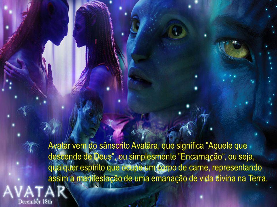 Avatar e o Espiritismo Para os esp í ritas e simpatizantes, fica f á cil identificar uma correla ç ão entre a realidade dos Na vi com a teoria do plan