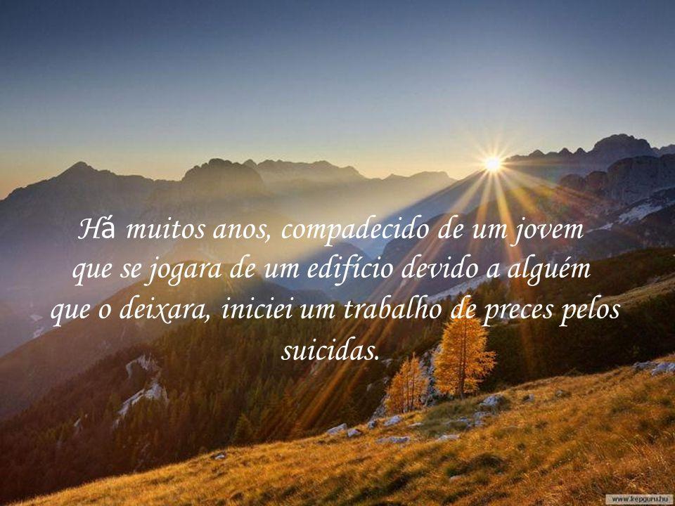Texto: Os suicidas Autor: Luiz Gonzaga Pinheiro Música: Capricho italiano