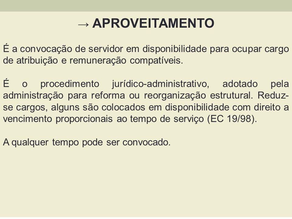 REMOÇÃO (art.36) Deslocamento de servidor, no âmbito do mesmo quadro, com ou sem mudança de sede.