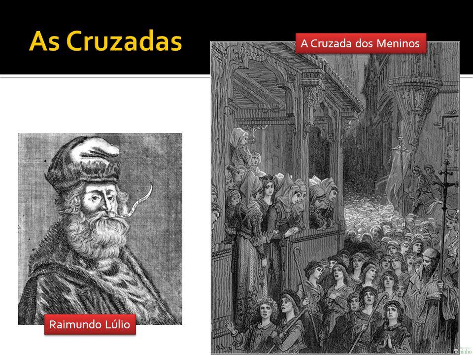 A Cruzada dos Meninos Raimundo Lúlio