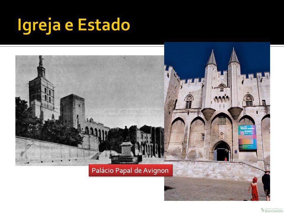 Palácio Papal de Avignon