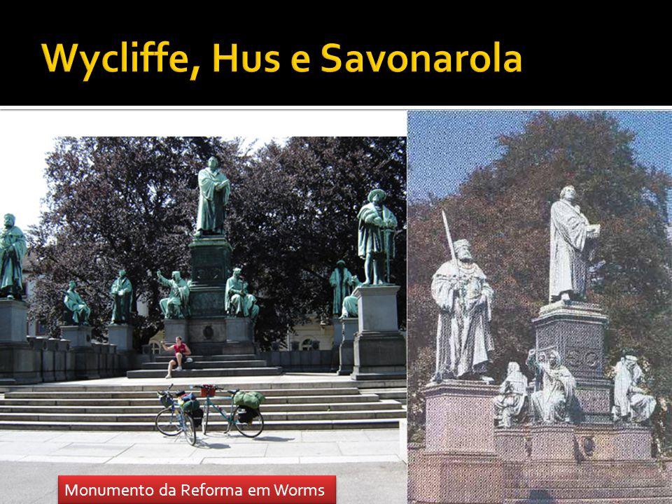 Monumento da Reforma em Worms