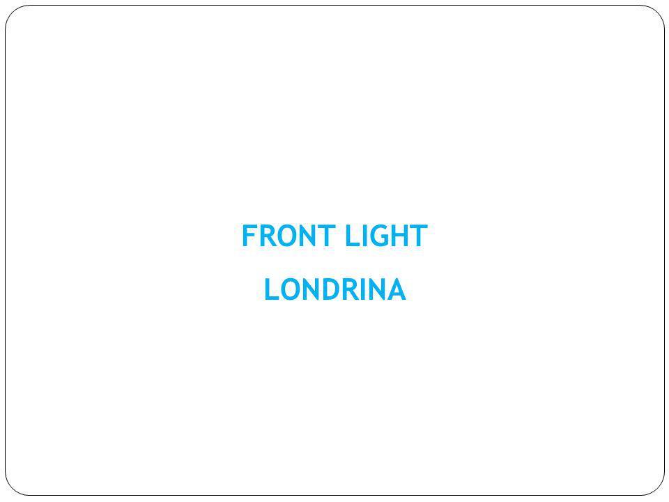 FRONT LIGHT LONDRINA