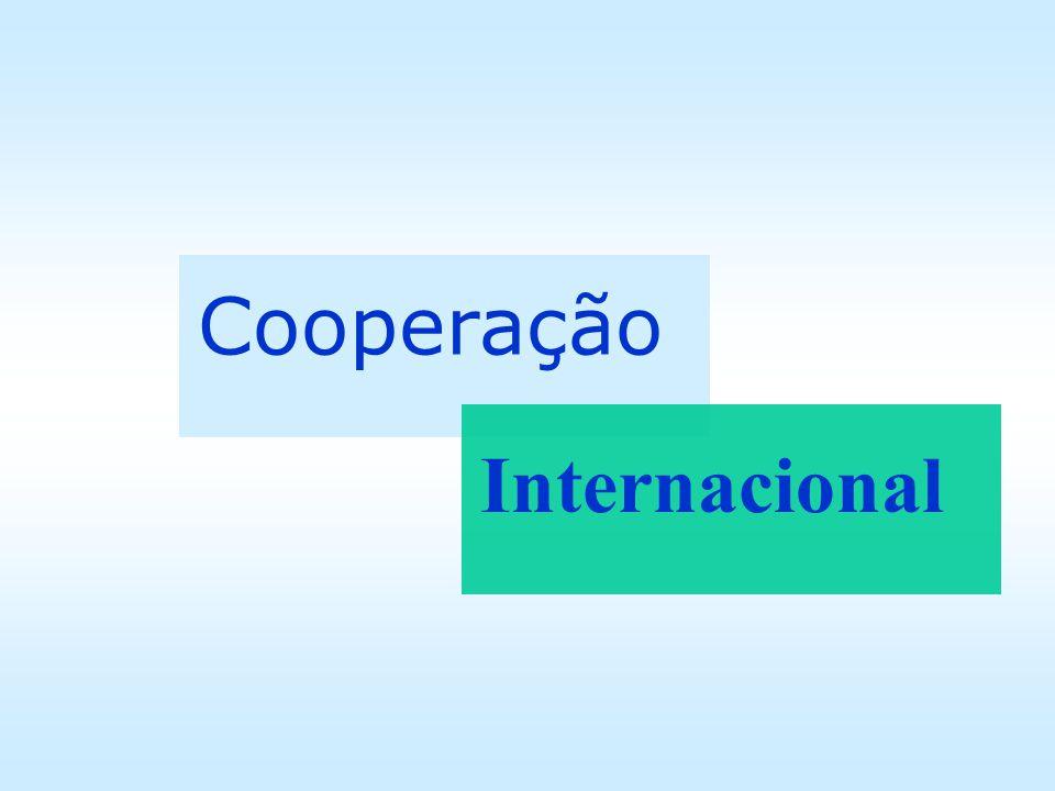 Internacional Cooperação