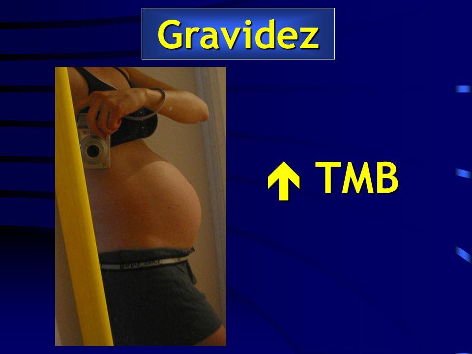 Gravidez TMB TMB