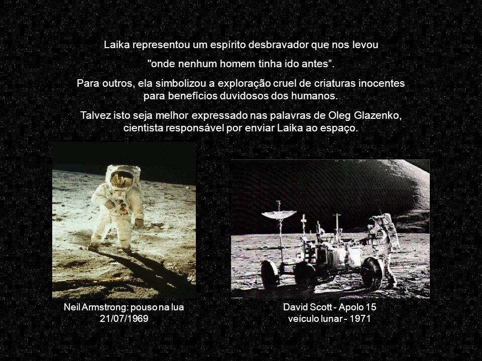 Em 1997, na Cidade das Estrelas, foi inaugurado um monumento para os heróis do espaço, em homenagem aos cosmonautas mortos.
