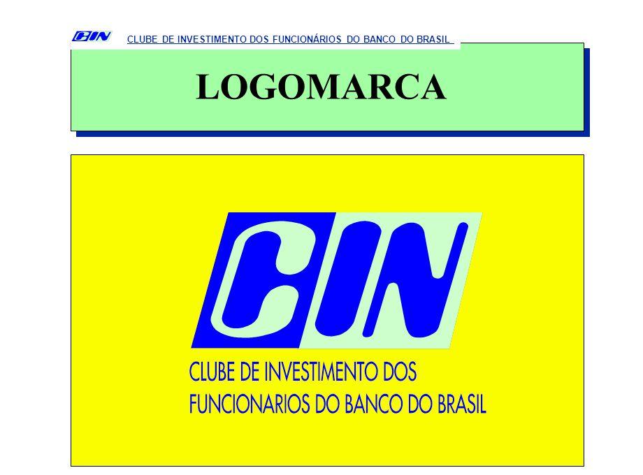 CLUBE DE INVESTIMENTO DOS FUNCIONÁRIOS DO BANCO DO BRASIL LOGOMARCA