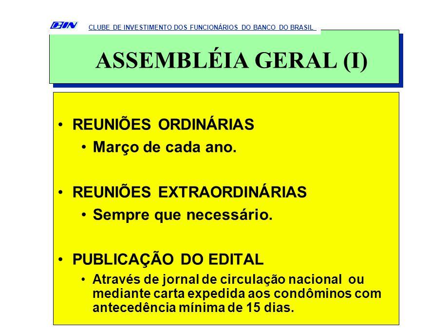 PRIORITARIAMENTE Ações, Bônus e Debêntures conversíveis em ações de emissão do Banco do Brasil.