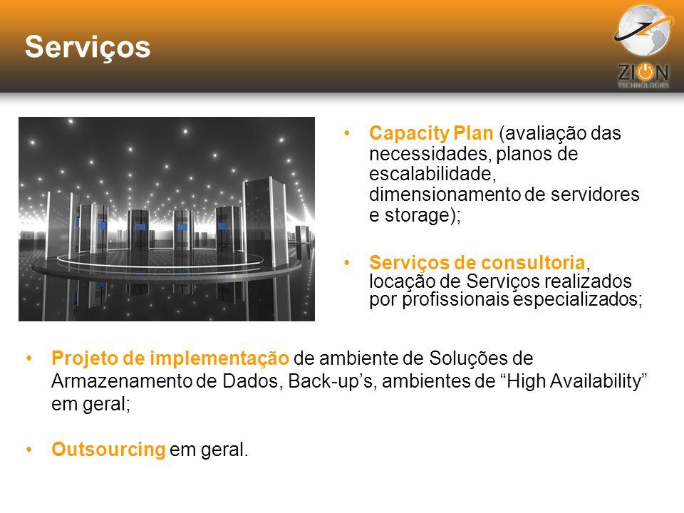 Serviços Locação de profissionais especialistas em ferramentas específicas, ex. DBAs Oracle, Sybase, Informix, Especialistas SAP, Exchange, Metaframe,