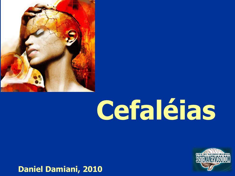 Cefaléias Trigêmino-Autonômicas SUNCT (Short-Lasting Unilateral Neuralgiform Headache Attacks with Conjunctival Injection and Tearing).