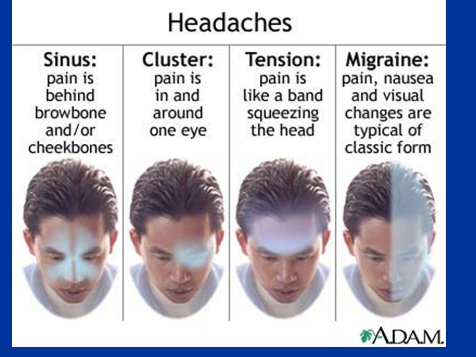 ENXAQUECA SEM AURA Descrição: cefaléia recorrente manifestando-se em crises com duração de 4 a 72 horas.