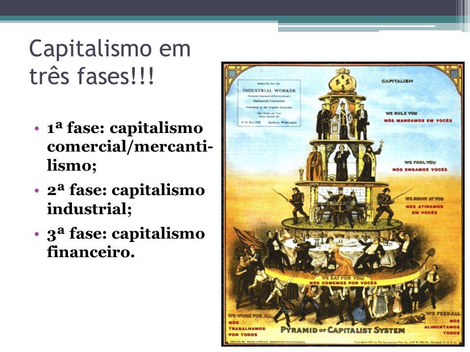 Capitalismo em três fases!!.