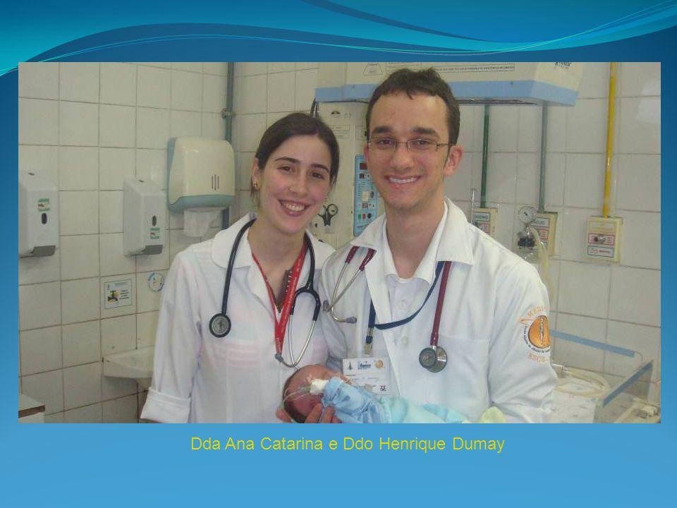 Dda Ana Catarina e Ddo Henrique Dumay