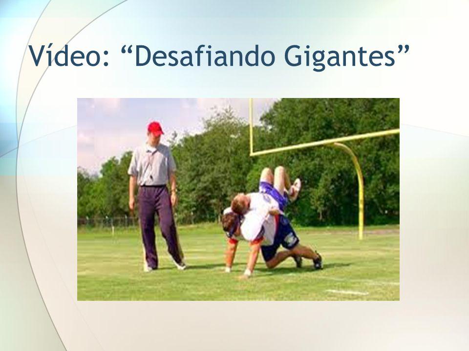 Vídeo: Desafiando Gigantes