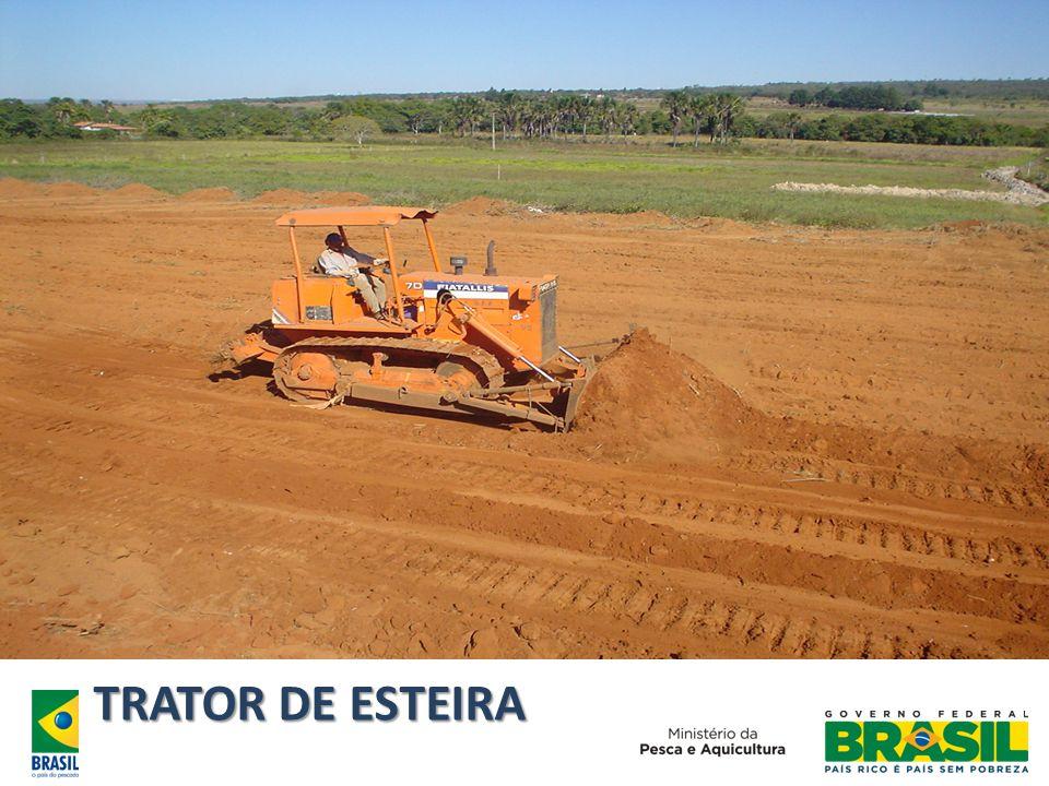 TRATOR DE ESTEIRA