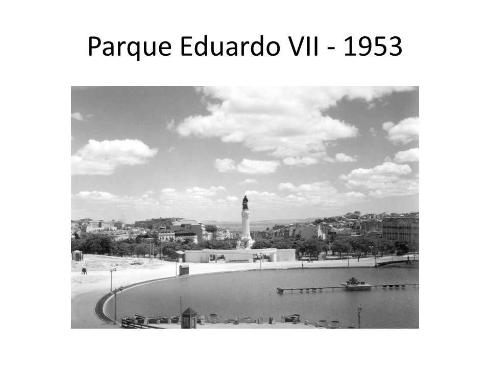 Parque Eduardo VII - 1953