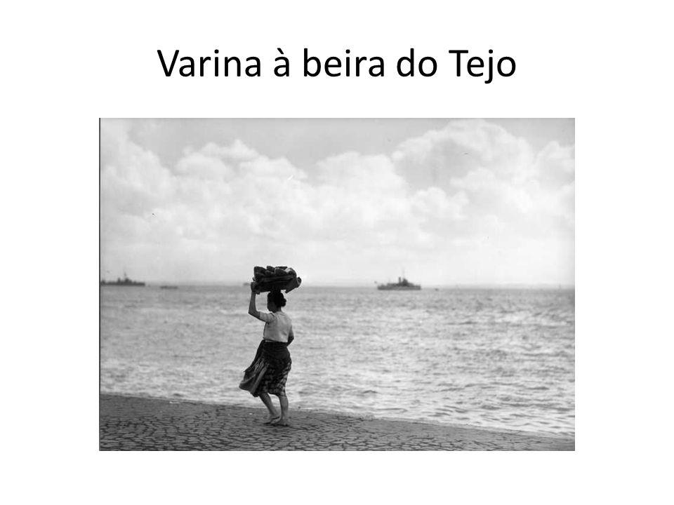 Varina à beira do Tejo