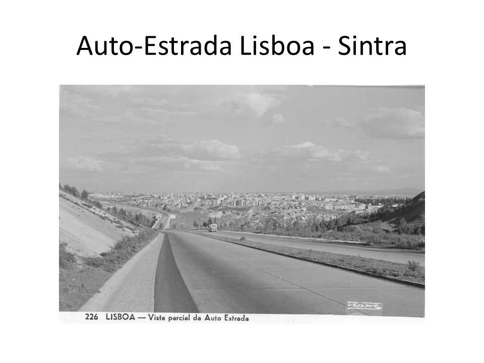 Auto-Estrada Lisboa - Sintra