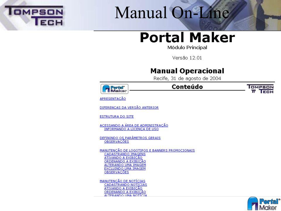 Manual On-Line