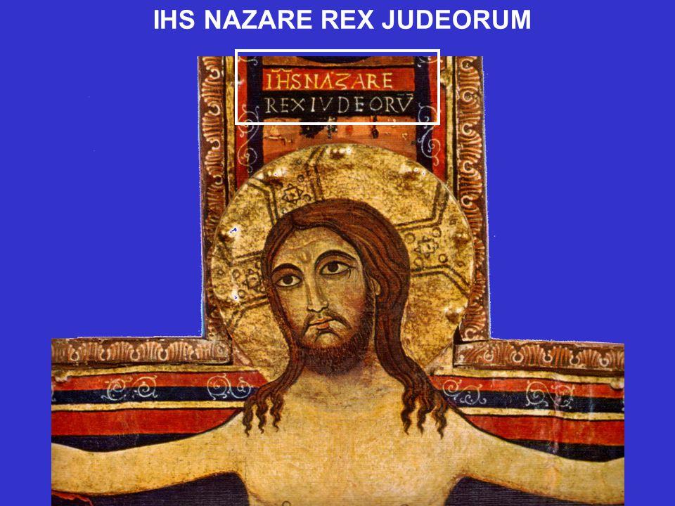 ASCENÇÃO DE JESUS : a mão direita e a cabeça ultrapassam já os limites do mundo; a mão esquerda segura a cruz como estandarte de vitória.
