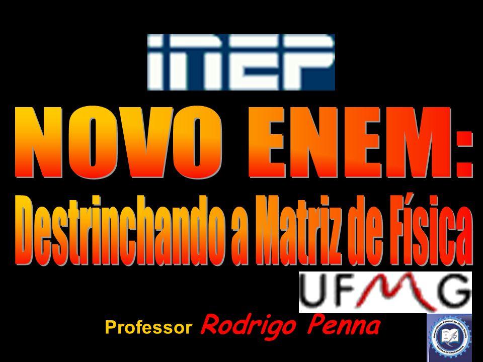 Sítio na internet: www.fisicanovestibular.com.br Blog: www.quantizado.blogspot.com Link para currículo no Sistema Lattes: http://lattes.cnpq.br/6150368513460565 EMAILs professorrodrigopenna@yahoo.com.br penna@nuclear.ufmg.br