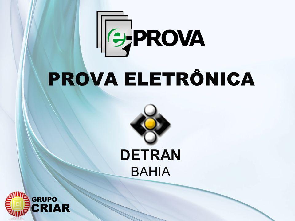 O Sistema e-PROVA disponibiliza uma série de rotinas para controle e execução de exame simulados.