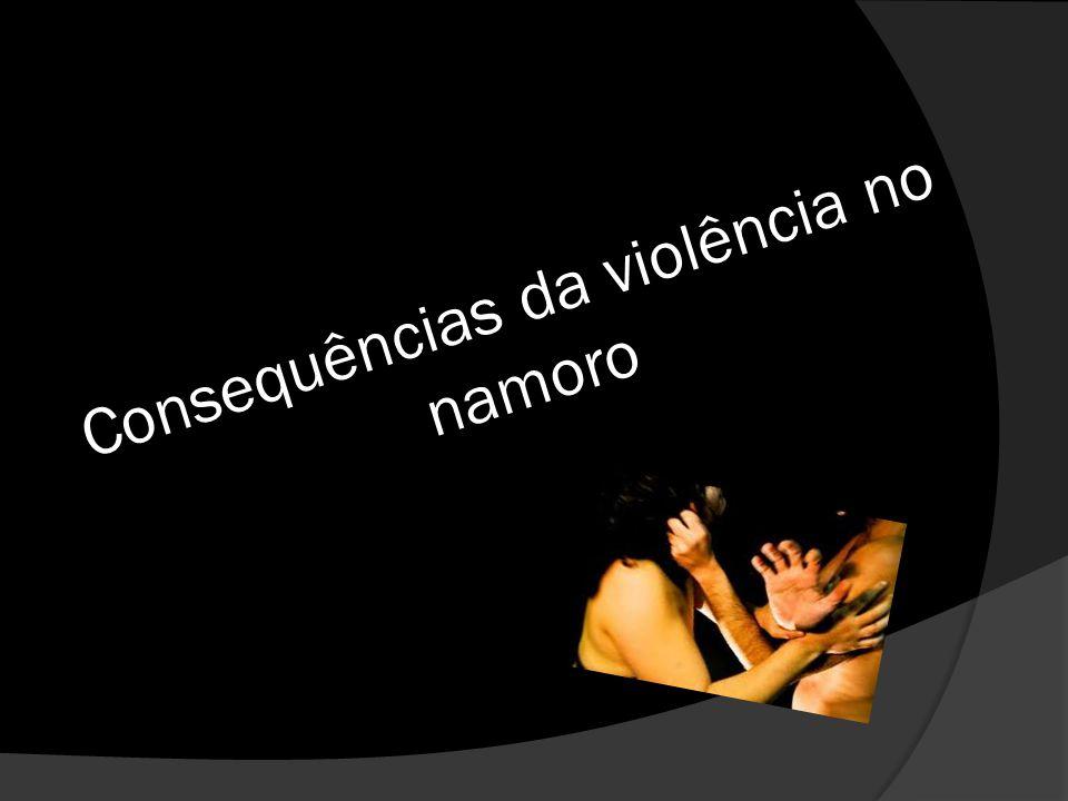 Consequências da violência no namoro