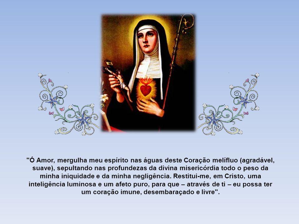 Em 'Revelações do Amor Divino', que escreveu em parceria com outras monjas, ela registrou: