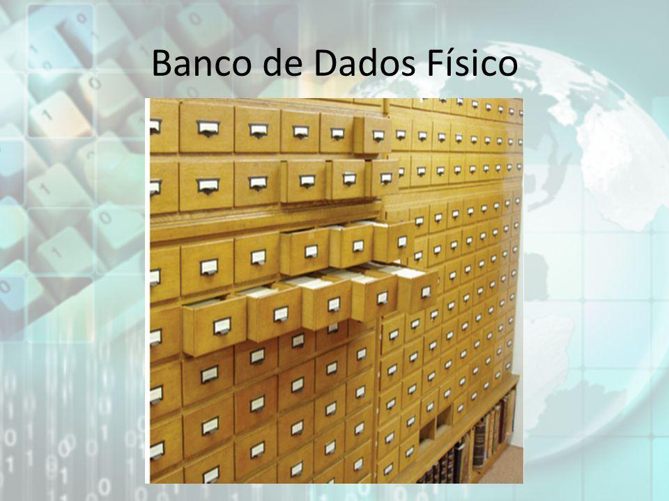 Banco de Dados Informatizado