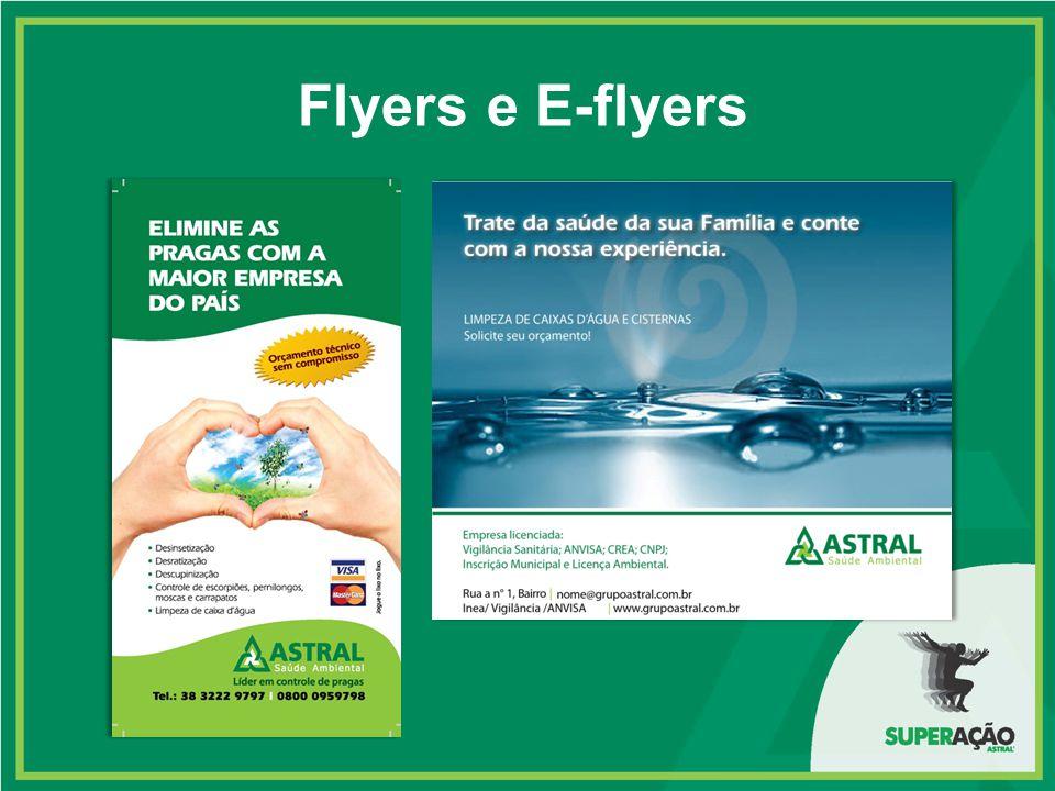 Flyers e E-flyers