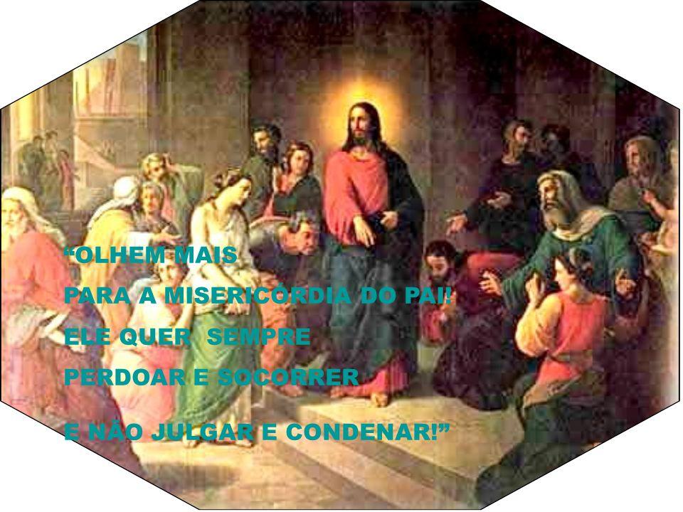 FOI COMO SE JESUS DISSESSE: PAREM DE CONDENAR ATRAVÉS DE INTERPRETAÇÕES TÃO ERRÔNEAS DAS ESCRITURAS!