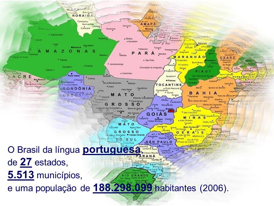 O Brasil que conquistou... sua liberdade, seu desenvolvimento e sua autonomia.