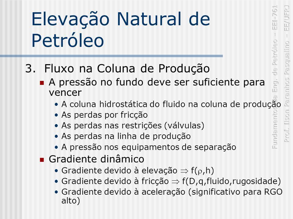 Elevação Natural de Petróleo 3.