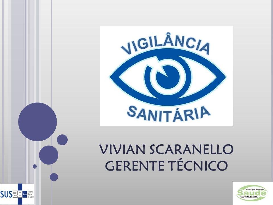 VIVIAN SCARANELLO GERENTE TÉCNICO