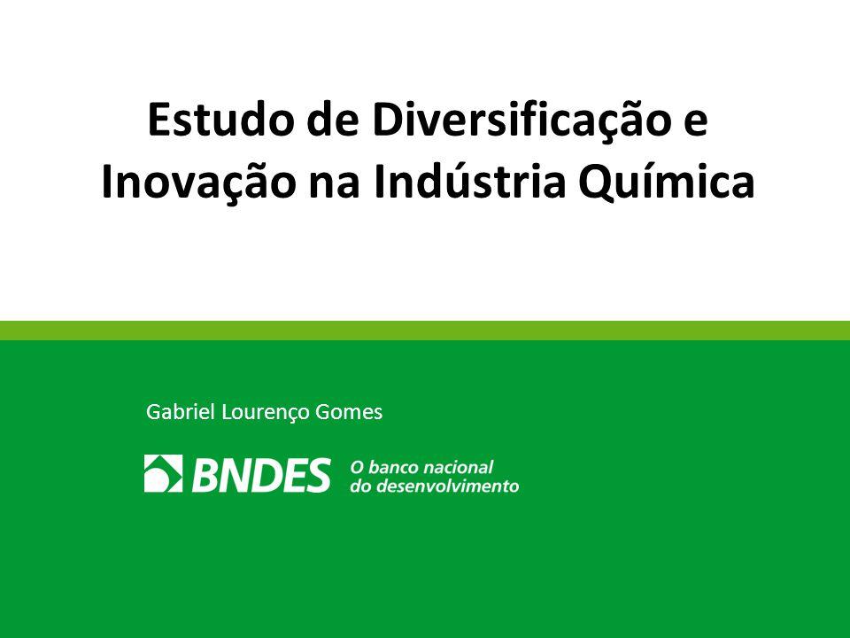 Avaliar o impacto dos incentivos Produção nacional Valor agregado] Nível de emprego P&D Balança comercial da indústria química para os próximos 5, 10 e 15 anos Impacto fiscal Avaliar a aplicabilidade e efetividade das políticas selecionadas.