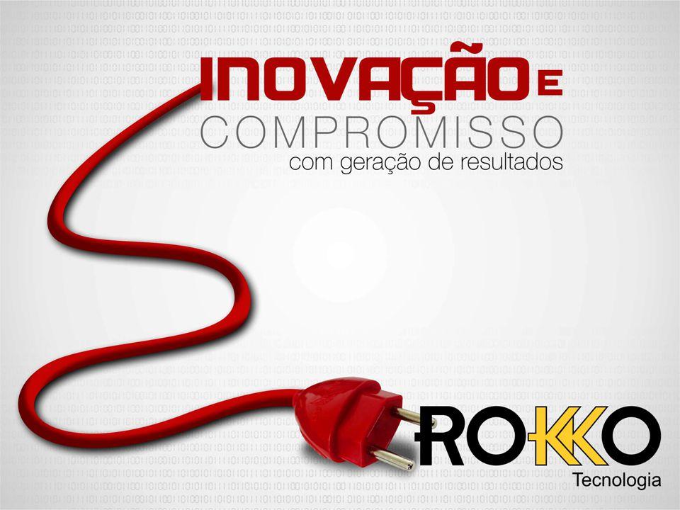QUEM SOMOS A Rokko é, desde sua criação, especialista no desenvolvimento e representação de soluções tecnológicas e nossos softwares são utilizados por clientes em vários estados do Brasil.