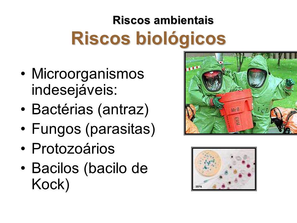 Agentes Químicos VIAS DE PENETRAÇÃO - CONSEQÜÊNCIAS Via Cutânea Dermatoses Anemia Alterações na circulação e oxigenação do sangue