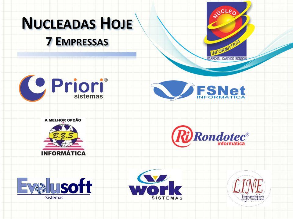 O Núcleo foi criado com o intuído de fortalecer a classe do mesmo segmento, desfrutando assim a troca de experiência entre as empresas, entre outros benefícios.