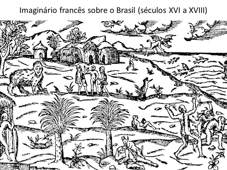 Imaginário francês sobre o Brasil (séculos XVI a XVIII)