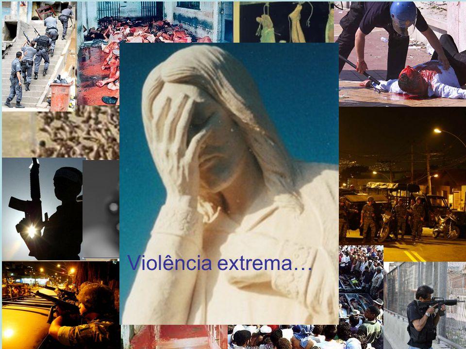 Por que saí do Brasil? Violência extrema…