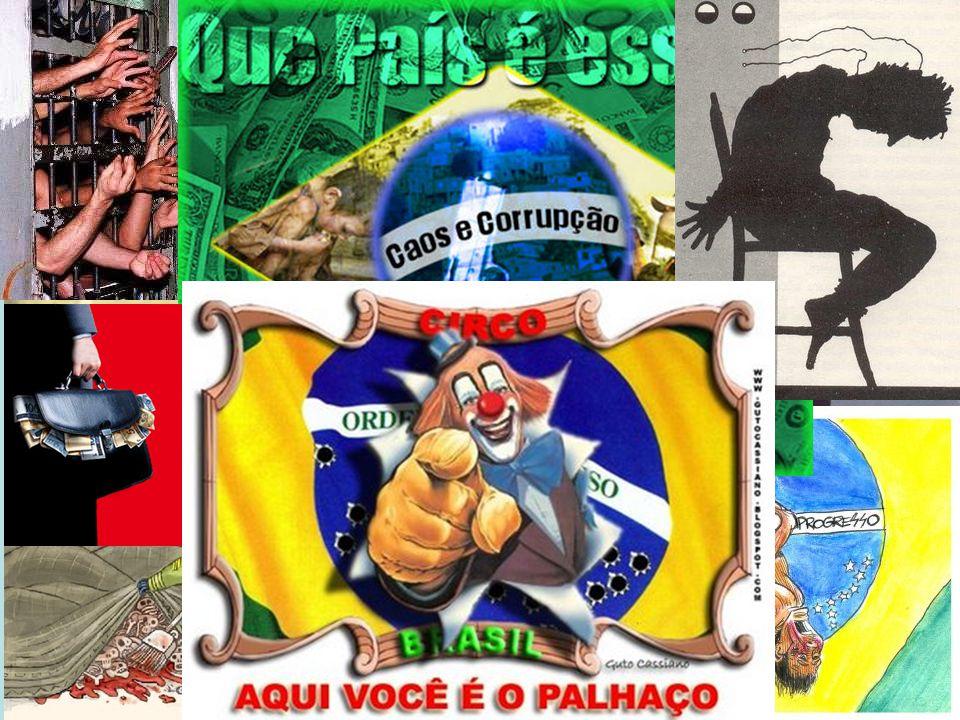 Por que saí do Brasil? Corrupcäo e Injustica…