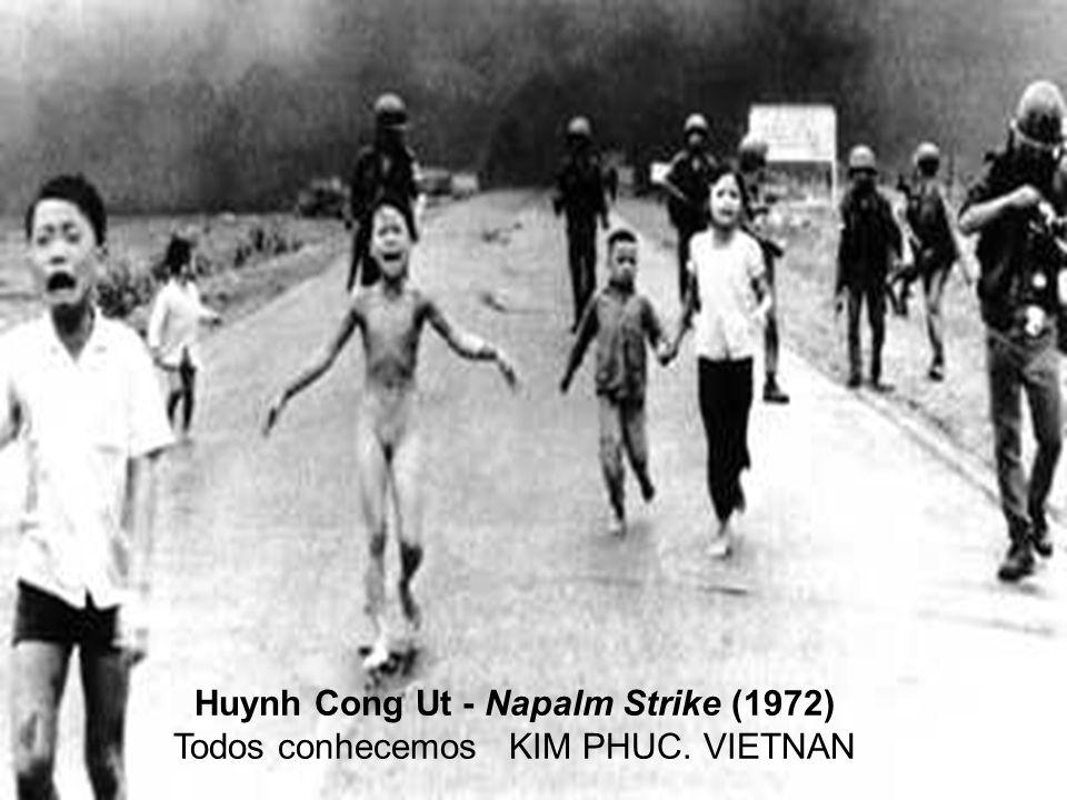 Huynh Cong Ut - Napalm Strike (1972) Todos conhecemos KIM PHUC. VIETNAN
