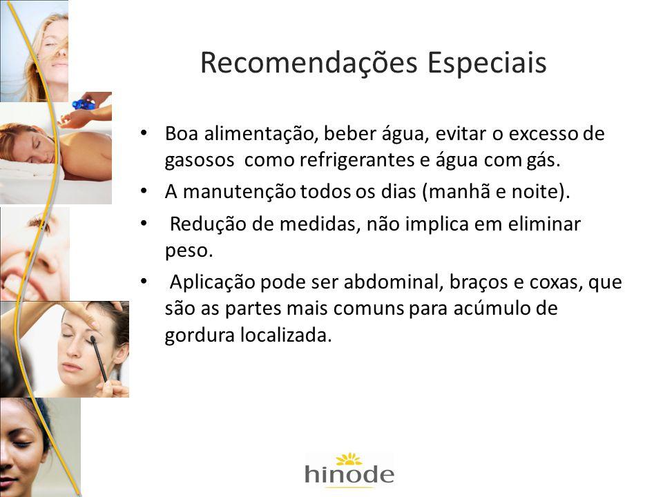 A eficácia do produto foi avaliada clinicamente, demonstrando melhora em todos os itens avaliados e relacionados.
