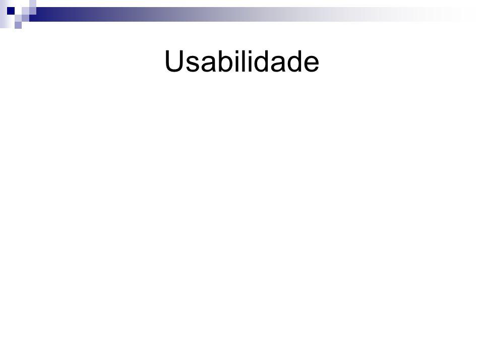 Usabilidade