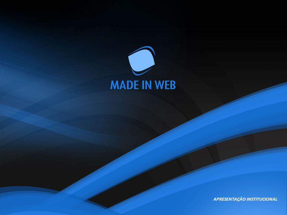 A MadeinWeb nasceu no ano de 2000, com o objetivo de promover soluções inteligentes voltadas exclusivamente para Internet.