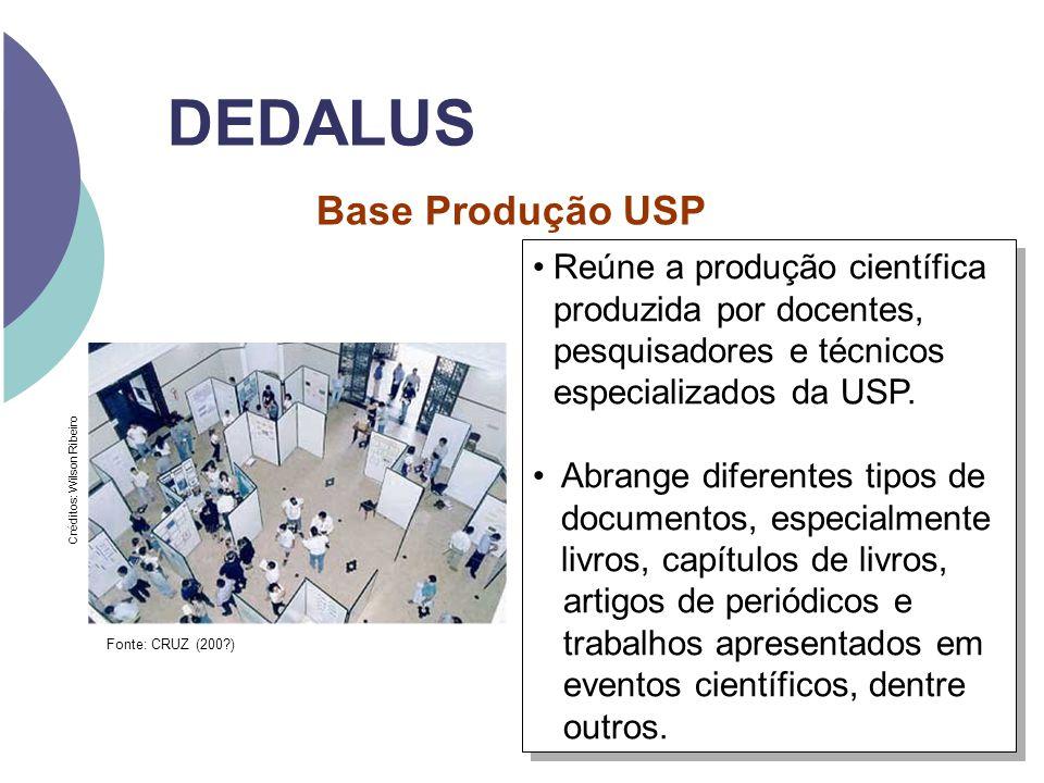 Reúne a produção científica produzida por docentes, pesquisadores e técnicos especializados da USP. Abrange diferentes tipos de documentos, especialme