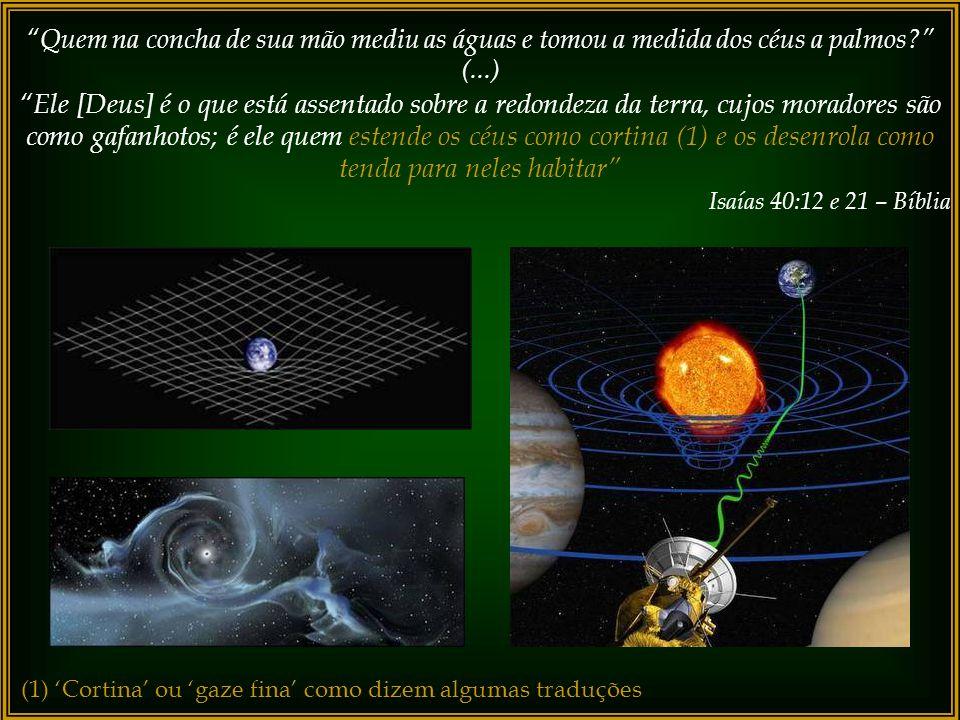 Inferências sobre as malhas do universo