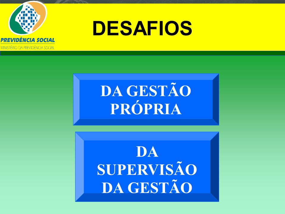 Clique para editar o estilo do subtítulo mestre 06/06/13 ORIENTAÇÃO SUPERVISÃO ACOMPANHAMENTO DA GESTÃO PRÓPRIA DESAFIOS DA SUPERVISÃO DA GESTÃO