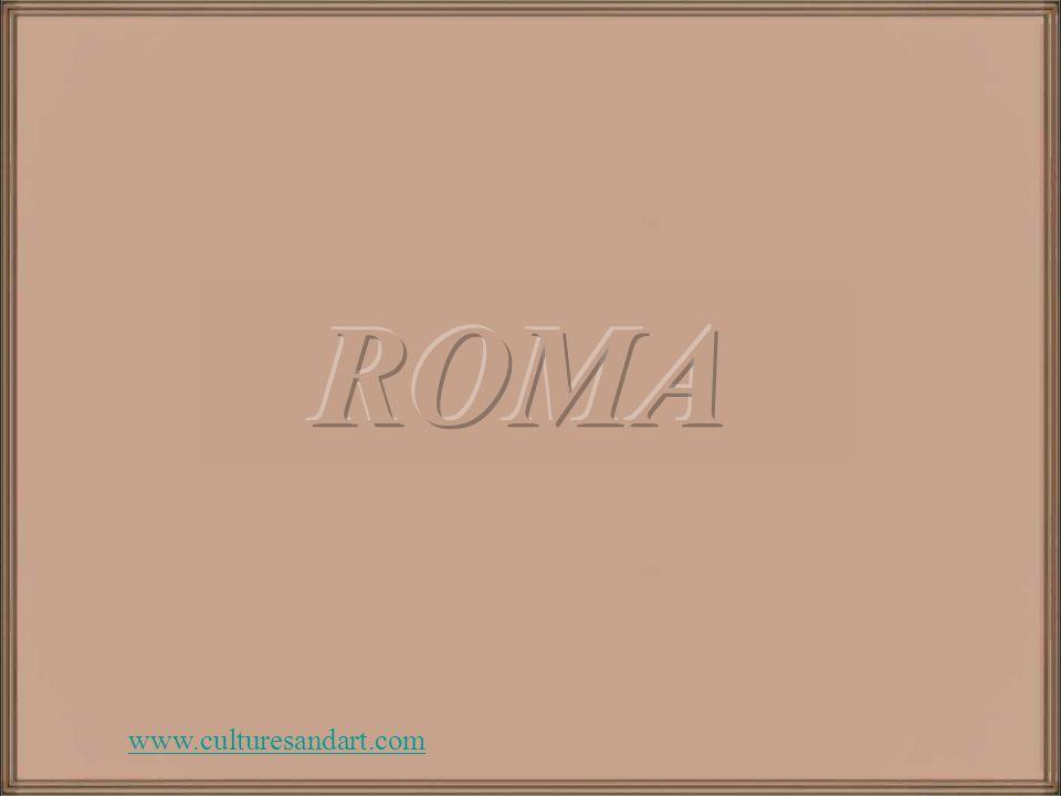 É uma das principais estradas militares da antiga Roma.